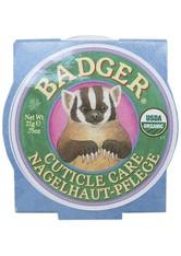 BADGER BALM - Badger Balm Cuticle Care 21 Gramm - Nagelhautpflege - NAGELPFLEGE