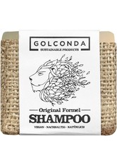 GOLCONDA NATURKOSMETIK - Golconda Haarseife Original 65 Gramm - Shampoo - SHAMPOO