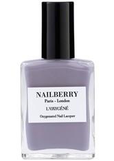 Nailberry Nägel Nagellack L'Oxygéné Oxygenated Nail Lacquer Serenity 15 ml