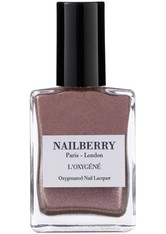 Nailberry Nägel Nagellack L'Oxygéné Oxygenated Nail Lacquer Ring A Poesie 15 ml