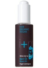 I+M NATURKOSMETIK - I + M Naturkosmetik Wild Life Bart Öl Argan Lemongras 30 ml - Rasur - BARTPFLEGE
