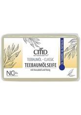 CMD - CMD Naturkosmetik Teebaumöl Classic Seife 100 Gramm - SEIFE