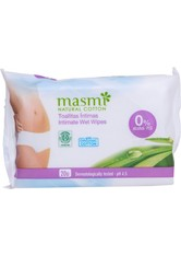Masmi Bio Intimpflegetücher 20 Stück - Intimpflege