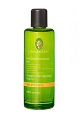 PRIMAVERA - Primavera Naturkosmetik Pflegeöle Macadamianussöl bio 100 ml - KÖRPERCREME & ÖLE