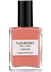 Nailberry Produkte Peonies Collection L'Oxygéné  Oxygenated Nail Lacquer Nagellack 15.0 ml