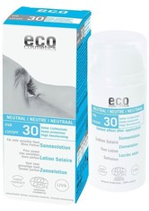 Eco Cosmetics Produkte Sonnenlotion - LSF30 Neutral 100ml Sonnenlotion 100.0 ml