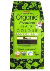 Radico Produkte Haarfarbe - Braun 100g Haarfarbe 100.0 g