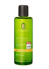 Primavera Naturkosmetik Pflegeöle Aloe Vera Öl bio 100 ml