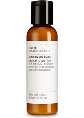 evolve organic beauty African Orange Aromatic Lotion 60 ml