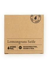 Hydrophil Seifen Lemongras Seife – Naturkosmetik zertifiziert & handgemacht Seife 1.0 pieces