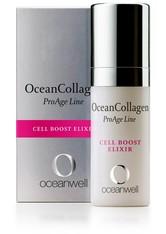 Oceanwell Produkte OceanCollagen - Cell Boost Elixir 15ml Anti-Aging Pflege 15.0 ml