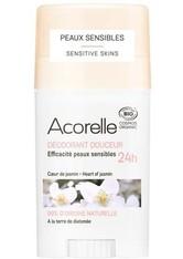 Acorelle Produkte Deo Gel - White Blossom 45g Deodorant 45.0 g