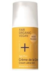 i+m Naturkosmetik Age Plus Crème de la Crème Cream ultra rich Immortelle Zedernuss Gesichtscreme  30 ml