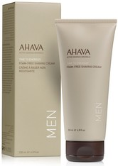Ahava Herrenpflege Time To Energize Men Foam Free Shaving Cream 200 ml