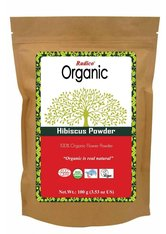 Radico Produkte Radico Produkte Pflegekräuter - Hibiscus 100g Haarkur 100.0 g