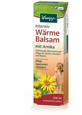 Kneipp Hautöle & Massageöle Wärme Balsam mit Arnika Körpercreme 100.0 ml