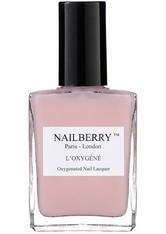 Nailberry Nägel Nagellack L'Oxygéné Oxygenated Nail Lacquer Elegance 15 ml