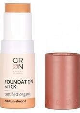 GRN Foundation Stick medium almond 6 Gramm