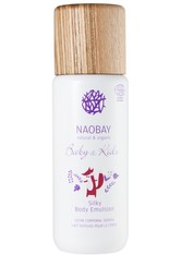 Naobay natural & organic Baby Silky Body Emulsion 200 ml - Hautpflege