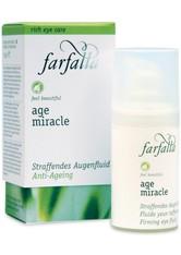 Farfalla Produkte Age Miracle - straffendes Augenfluid - 15ml  15.0 ml