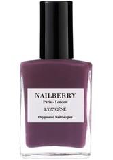 Nailberry L'Oxygéné Oxygenated Nail Polish 15ml Purple Rain