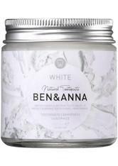 Ben & Anna Produkte Toothpaste - Whitening 100ml Zahnpasta 100.0 ml