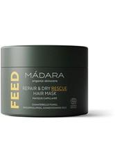 Madara Produkte Feed - Repair & Dry Rescue Haarmaske 180ml Haarmaske 250.0 ml