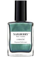 Nailberry Nägel Nagellack L'Oxygéné Oxygenated Nail Lacquer Glamazon 15 ml