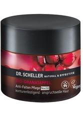 Dr. Scheller Bio Granatapfel Granatapfel - Nachtpflege 50ml Gesichtscreme 50.0 ml