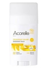 ACORELLE - Acorelle Deo Balsam Ylang Palmarosa 40 Gramm - Deodorant - DEODORANTS