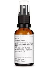 Evolve Organic Beauty Hautpflege Daily Defence Moisture Mist Gesichtsspray 100.0 ml