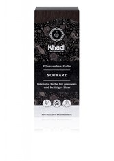 Khadi Naturkosmetik Produkte Pflanzenhaarfarben - Schwarz 100g Pflanzenhaarfarbe 100.0 g