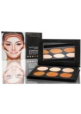 Bellápierre Cosmetics Make-up Augen Contour & Highlight Pro Palette 1 Stk.