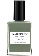 Nailberry Nägel Nagellack L'Oxygéné Oxygenated Nail Lacquer Love You Very Matcha 15 ml