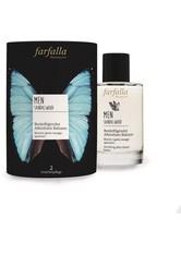 Farfalla Produkte Men - Besänftigender Aftershave Balsam Sandalwood 100ml After Shave 100.0 ml