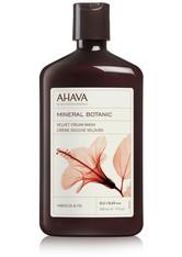 AHAVA - AHAVA Mineral Botanic Velvet Cream Wash - DUSCHEN & BADEN