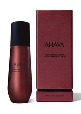 AHAVA Apple Of Sodom Deep Wrinkle Lotion SPF 30 + gratis AHAVA Extreme Firming Eye Cream 15 ml 50 Milliliter