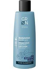 Groen Produkte Pure Bodylotion - Blueberry & Sea Salt 200ml  200.0 ml