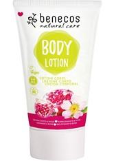 benecos Natural Body Lotion Granatapfel & Rose 150 ml