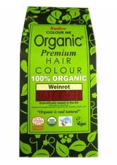 RADICO - Radico Wine Red 100 Gramm - Pflanzenhaarfarben - HAARFARBE