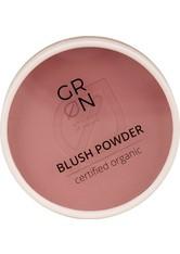 GRN Blush Powder rosewood 9 Gramm - Rouge