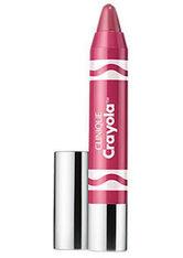 CLINIQUE - Clinique Crayola Chubby Stick Moisturizing Lip Colour Balm 3g, 07 Mauvelous - GETÖNTER LIPBALM