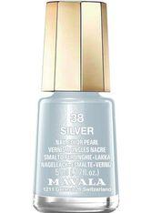 Mavala Mini-Colors Nagellack, 38 Siver