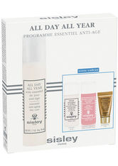 SISLEY - Sisley Pflege Damenpflege Geschenkset All Day All Year 50 ml + Cleansing Milk with White Lily 30 ml + Floral Toning Lotion 30 ml + Supremya At Night 5 ml 1 Stk. - PFLEGESETS
