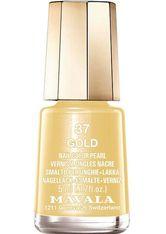 Mavala Mini-Colors Nagellack, 37 Gold