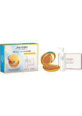 Shiseido Tanning Compact Bronze-Set 3-teilig, Bronze