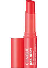 CLINIQUE - Clinique Pep-Start™ Pout Perfect Balm 3,6 g (verschiedene Farbtöne) - Tangerine - GETÖNTER LIPBALM