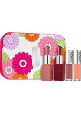 CLINIQUE - Clinique Plenty Of Pop Lippen Make-up Set  1 Stk - MAKEUP SETS