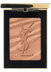 YVES SAINT LAURENT - Yves Saint Laurent Les Sahariennes Bronzing Stones Bronzingpuder  9 g NR. 01- SUNSTONE - Contouring & Bronzing