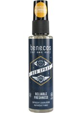 BENECOS - benecos Produkte for men only - Deo Spray 75ml Deodorant Spray 75.0 ml - DEODORANTS
